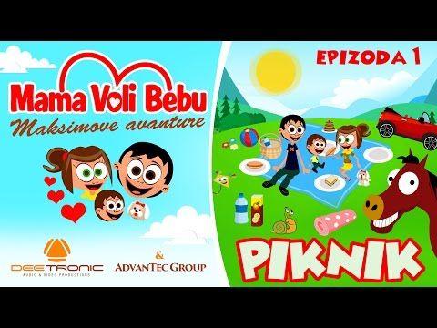 Mama Voli Bebu Lutke Tv Reklama X2f Mommy Loves Baby Dolls 2017 Youtube Picnic Baby Dolls Mama
