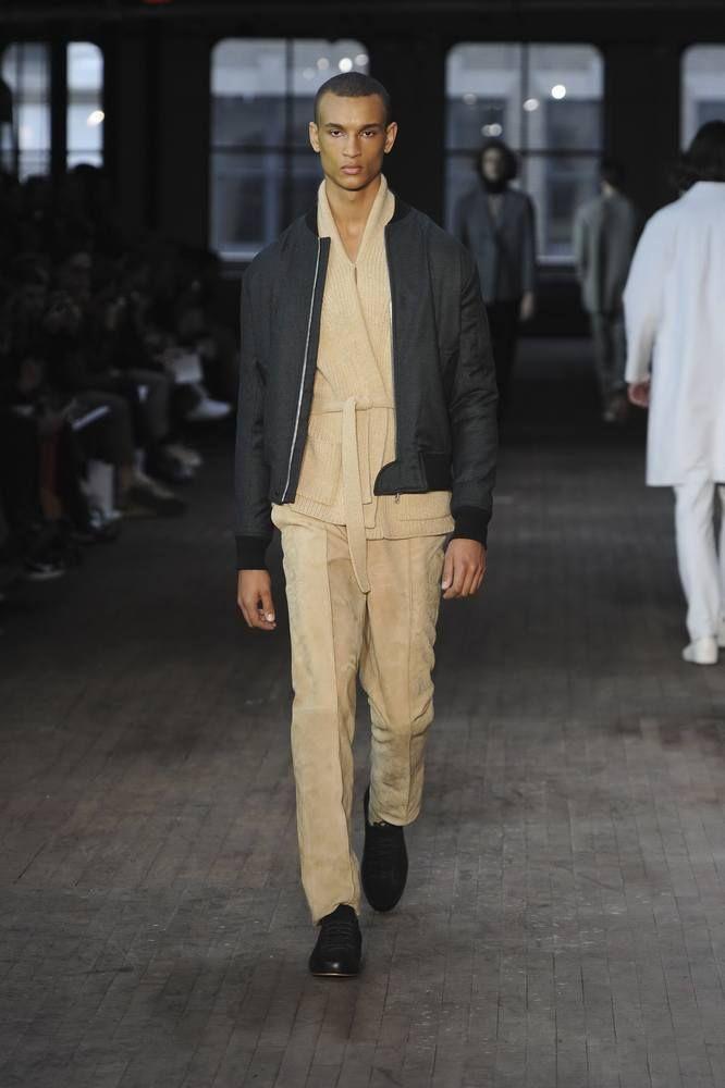 Deveaux Fall/Winter 2016-17 - New York Fashion Week Men's
