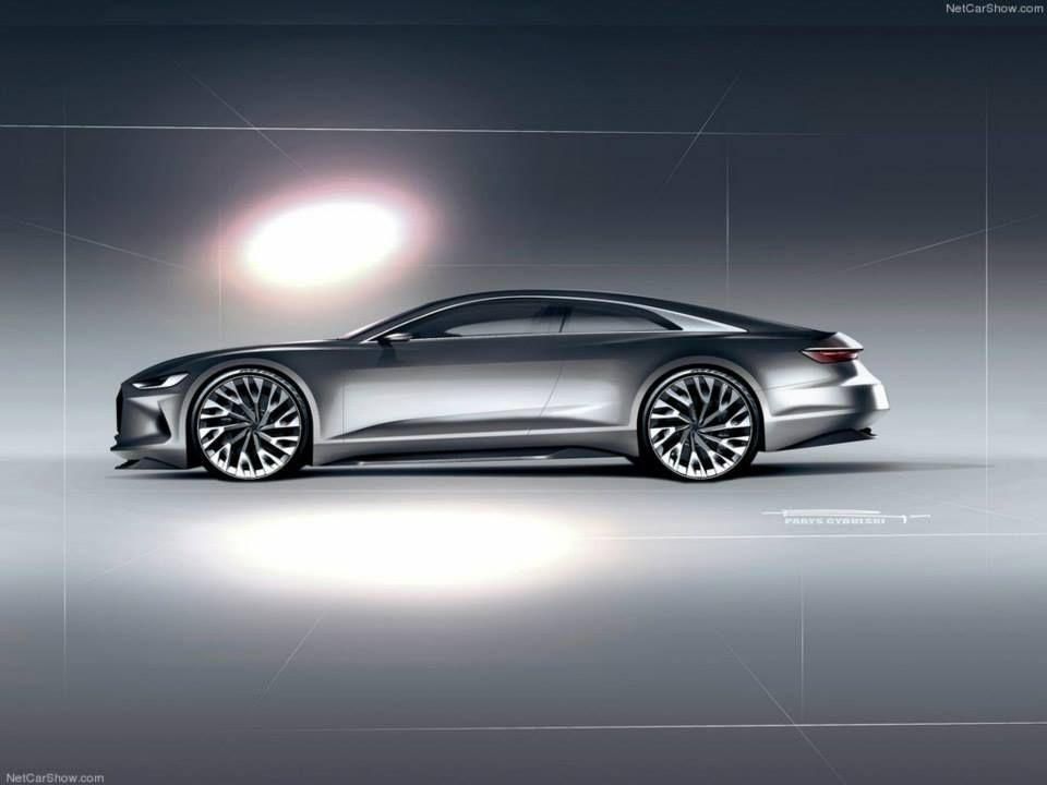 Aufbruch in eine neue Design-Ära: Audi prologue | Aufbruch, Auto ...