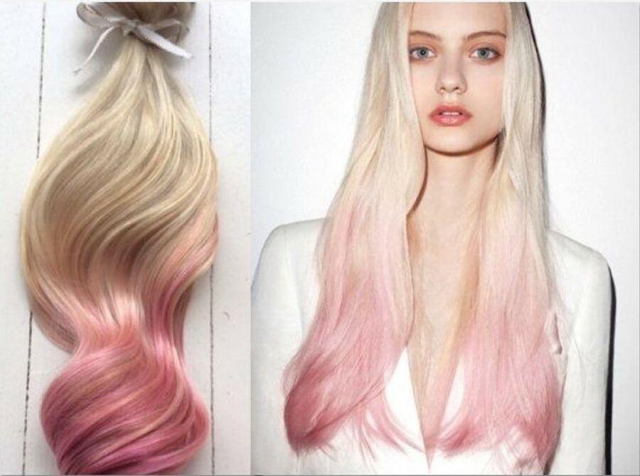 U Tip Hair Lush Shade 60tbaby Pink E13 99 Per 25grams 20 Shade