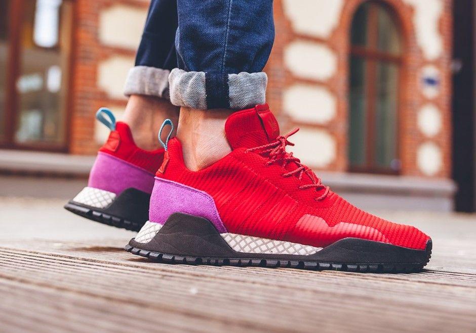 adidas Originals EQT Running Support Wool Sneakers Mr Porter