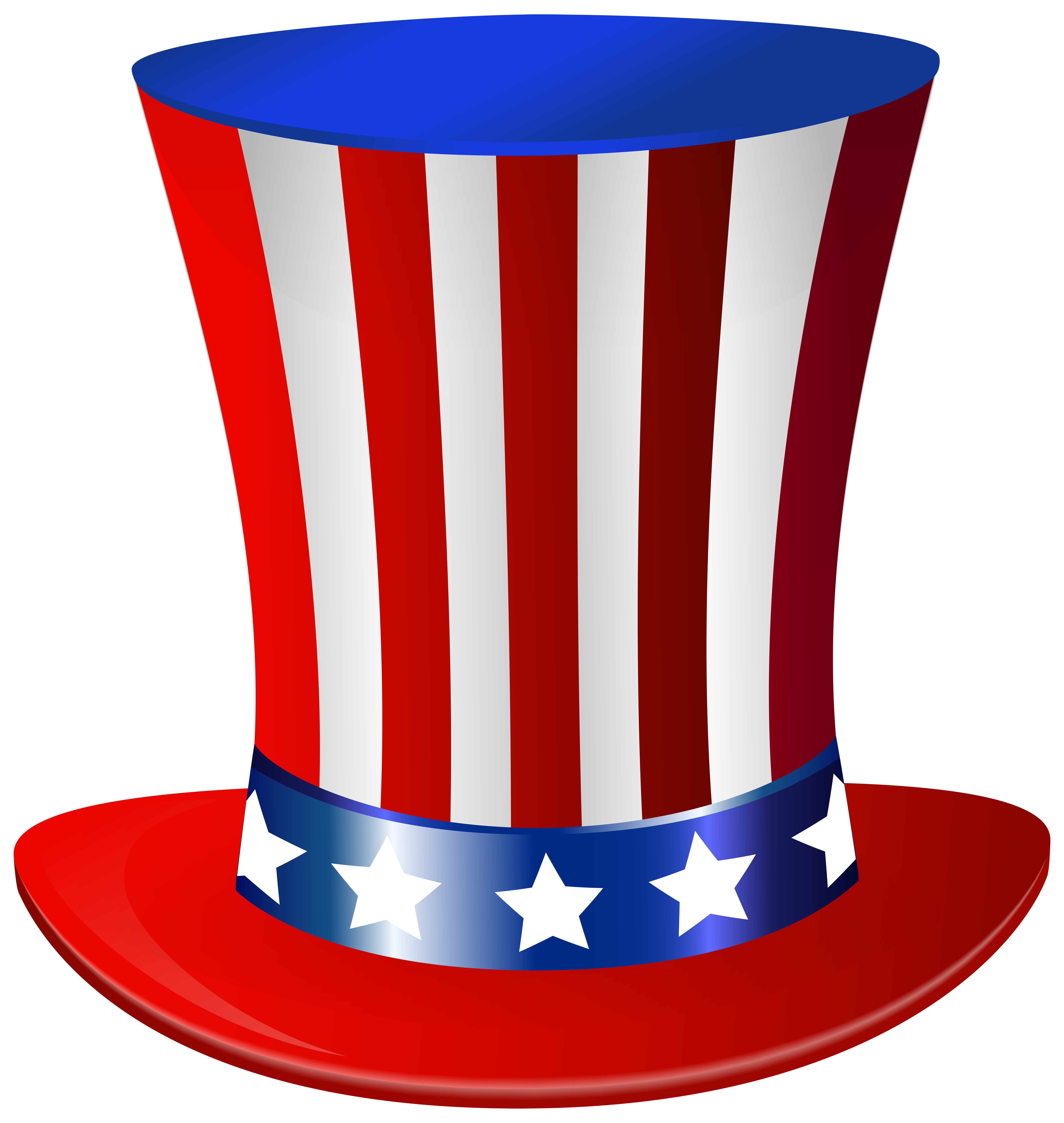 Uncle Sam Hat Png Clip Art Image Gallery Yopriceville High Quality Images And Transparent Png Fourth Of July Crafts For Kids 4th Of July Images Uncle Sam