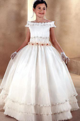Vestidos primera comunion para gorditas