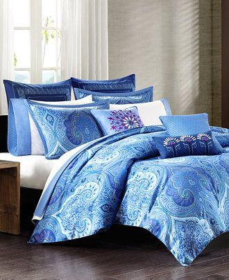 Closeout Echo Jakarta Comforter And Duvet Cover Mini Sets