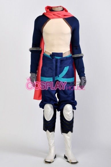 pokemon greninja cosplay costume version 01