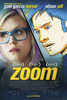 Zoom is a 2015 Canadian and Brazilian liveaction/animated