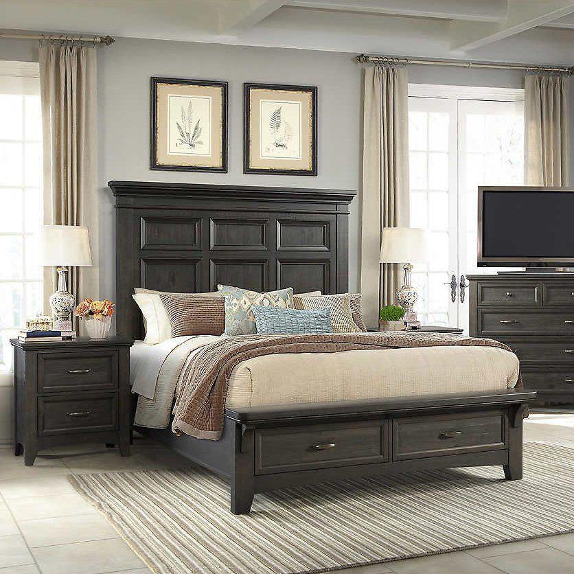 Pin By Marisol Ellis On Guest Bedroom King Bedroom Furniture Costco Furniture Bed