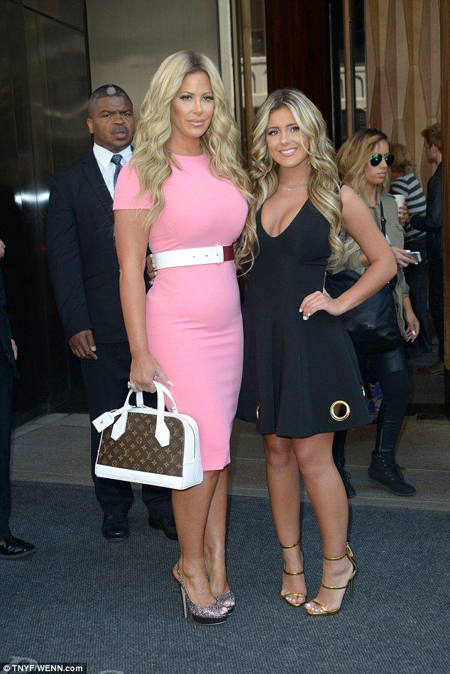 kim dont be tardy daughters