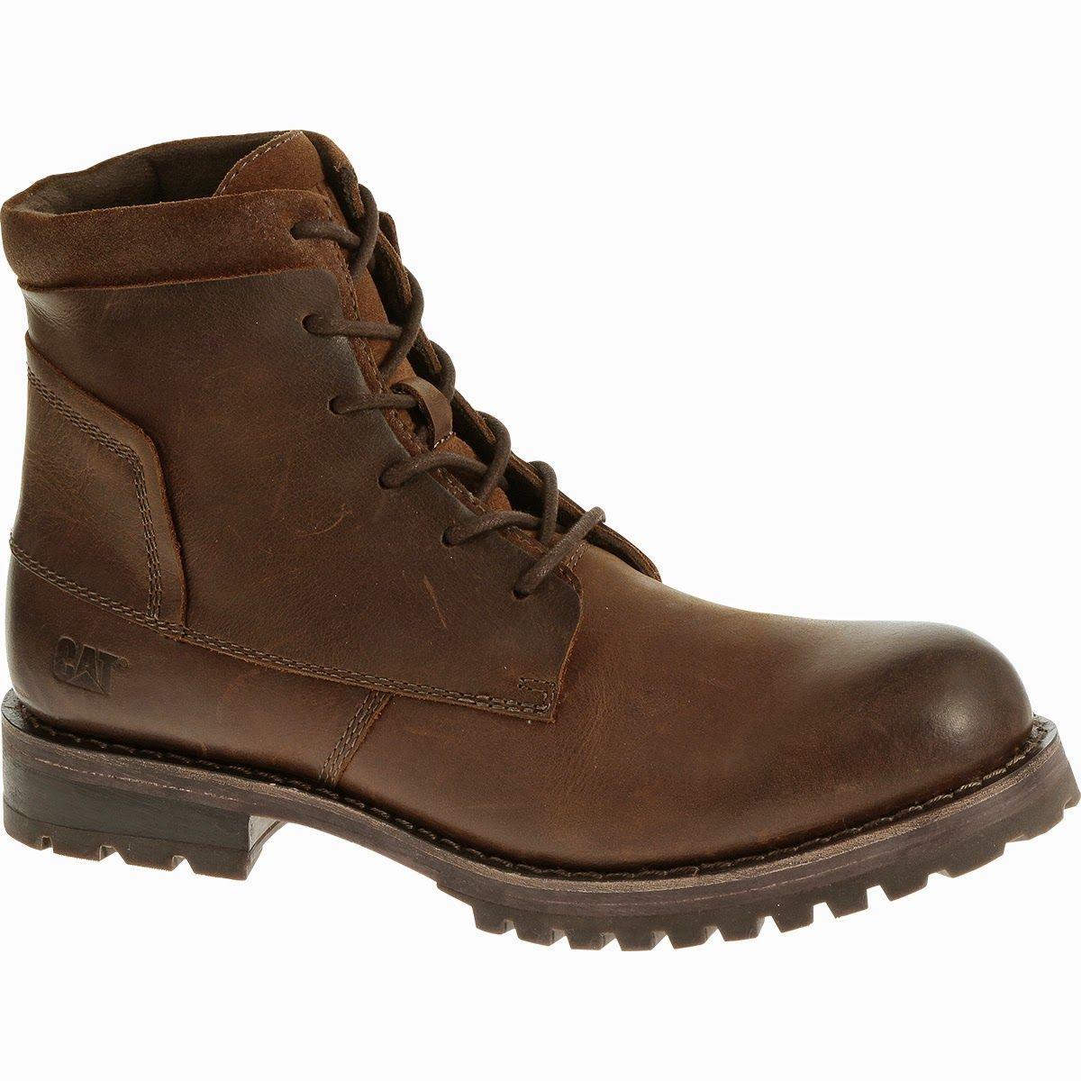 caterpillar shoes vero cuoio men s half boots