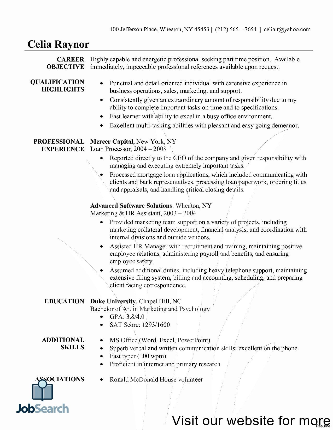resume template cover letter Professional in 2020 Resume
