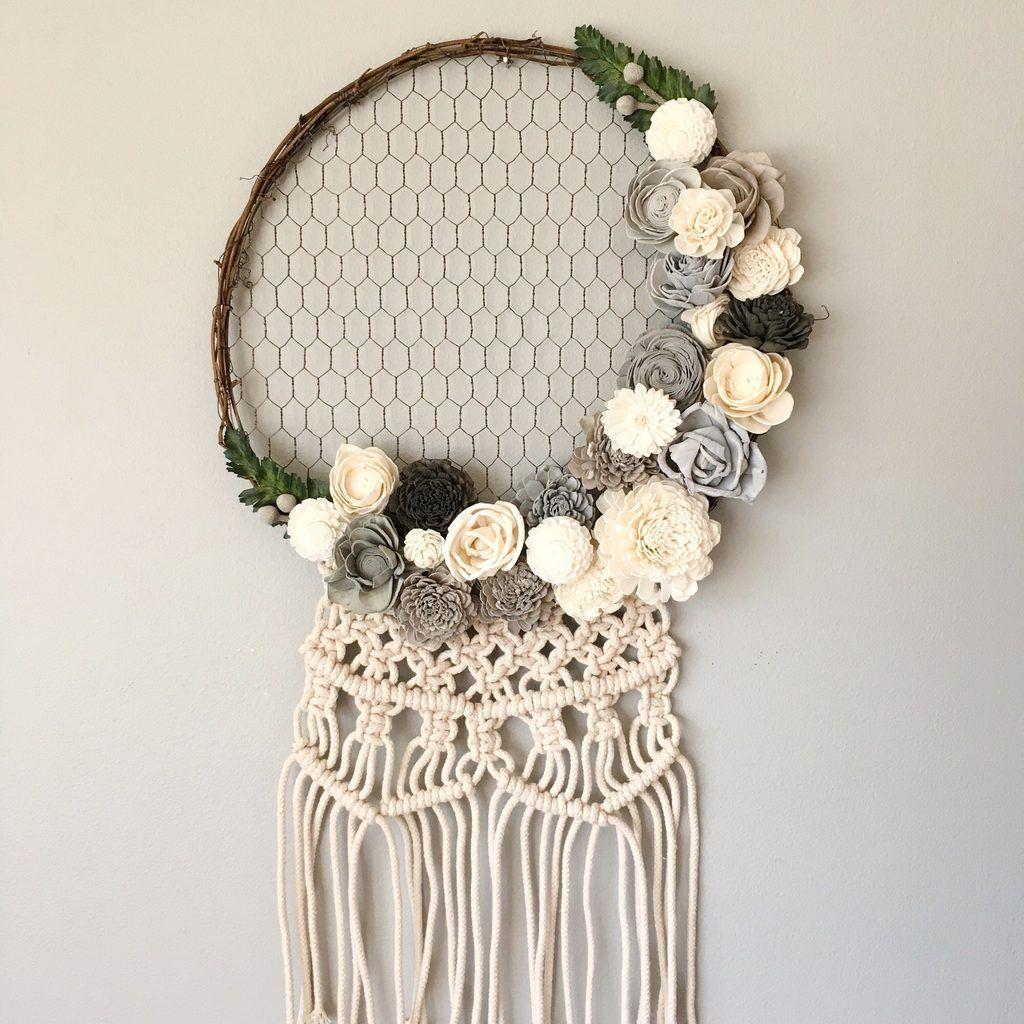 14 inch Round Chicken Wire Wreath Form in 2020 Wire