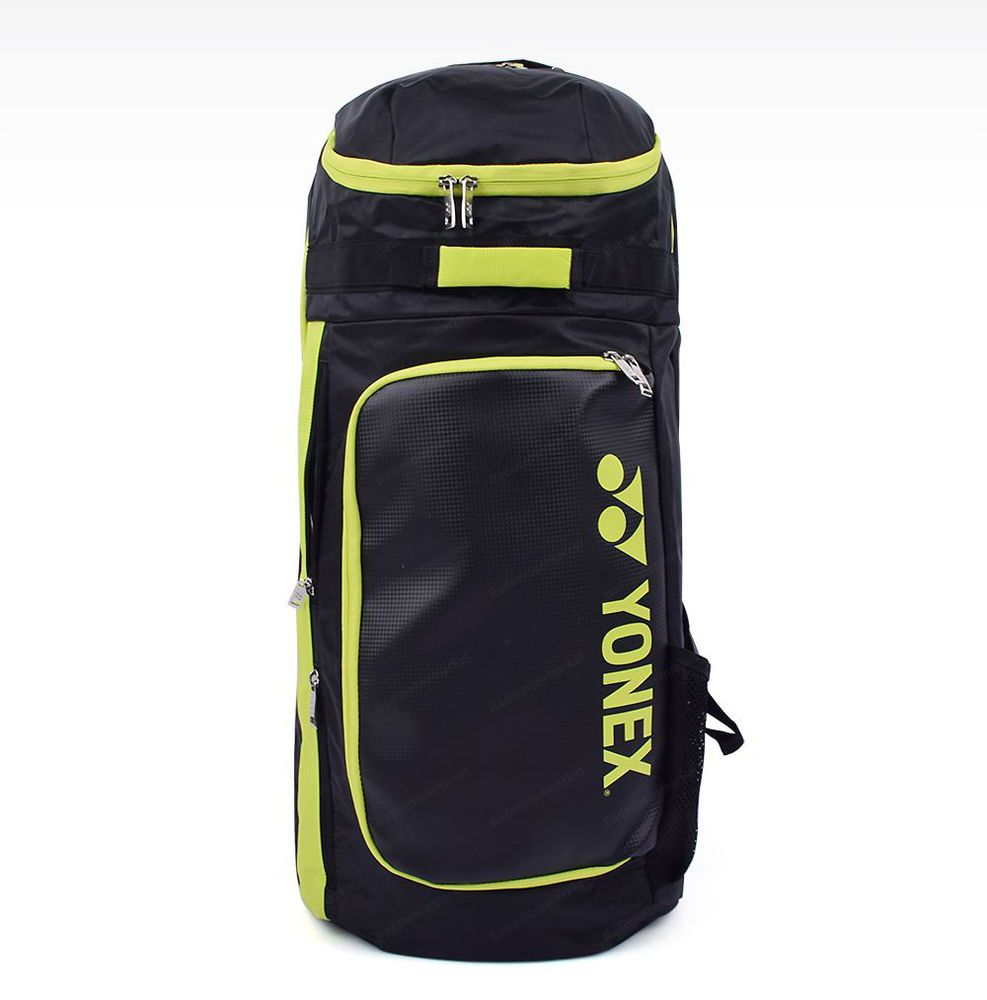 Yonex Stand Backpack Racket Tennis Badminton Rucksack Sports Lime Nwt Bag8722ex Yonex Yonex Badminton Backpacks
