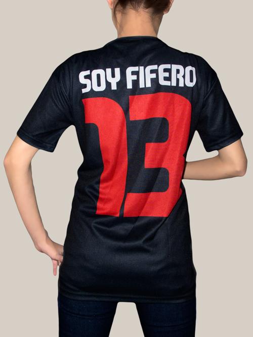 Uniforme futbol FIFA. Playera sublimada fútbol 06b944462e4ba