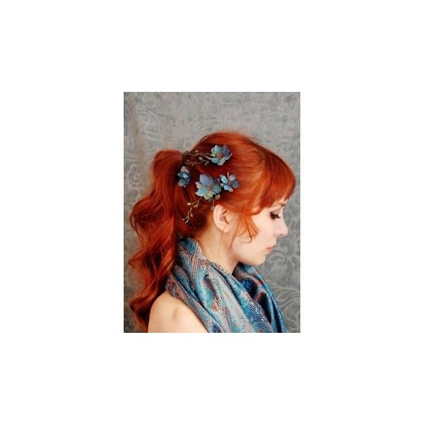 Red hair ❤ liked on Polyvore