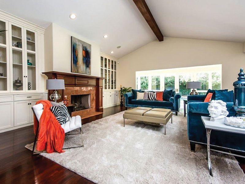 Gated Santa Barbara Style Estate In Atherton Ca Modern Living