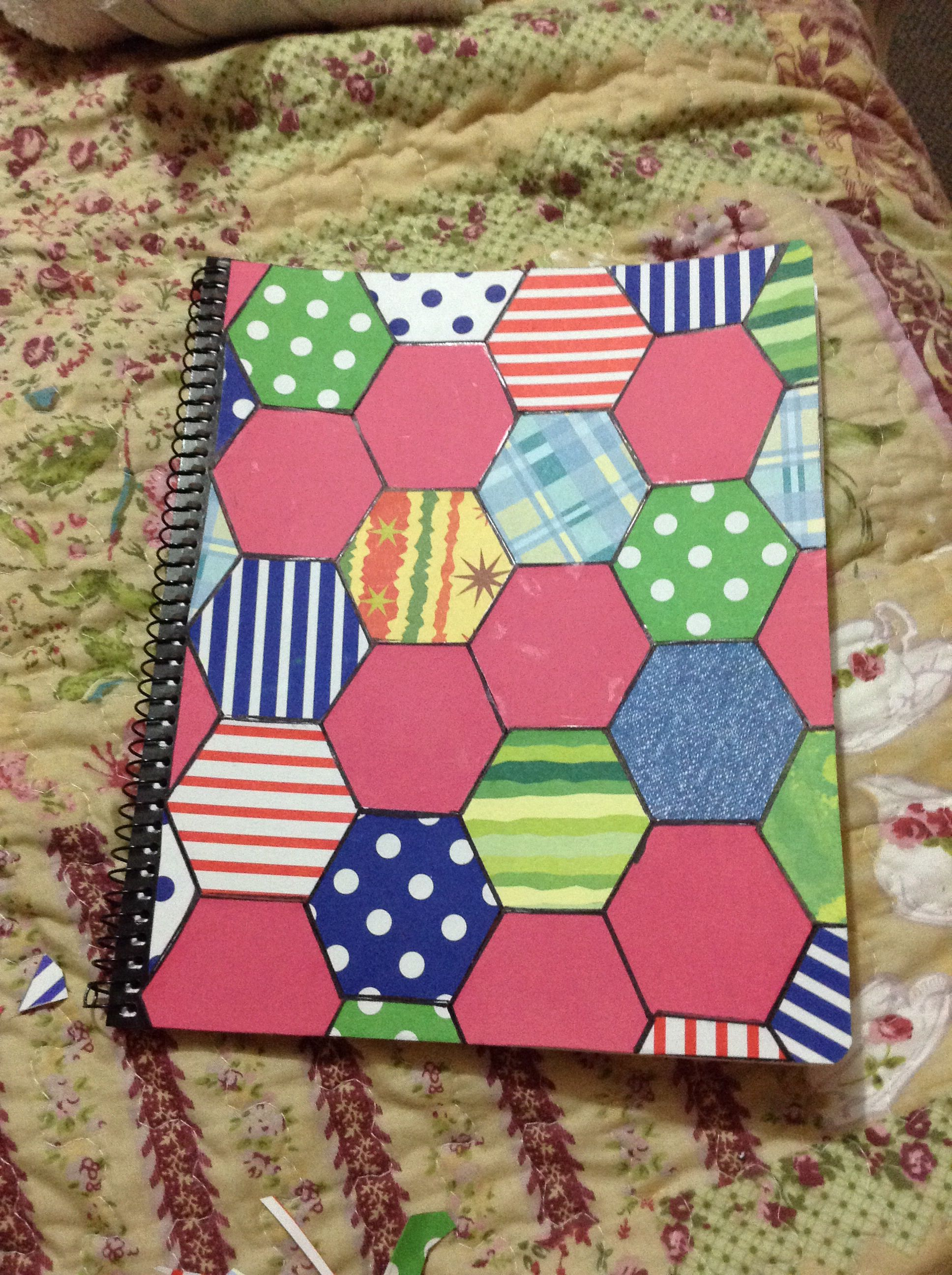 Como Decorar Cuadernos Cuaderno Decorado Manualidades Pinterest Craft