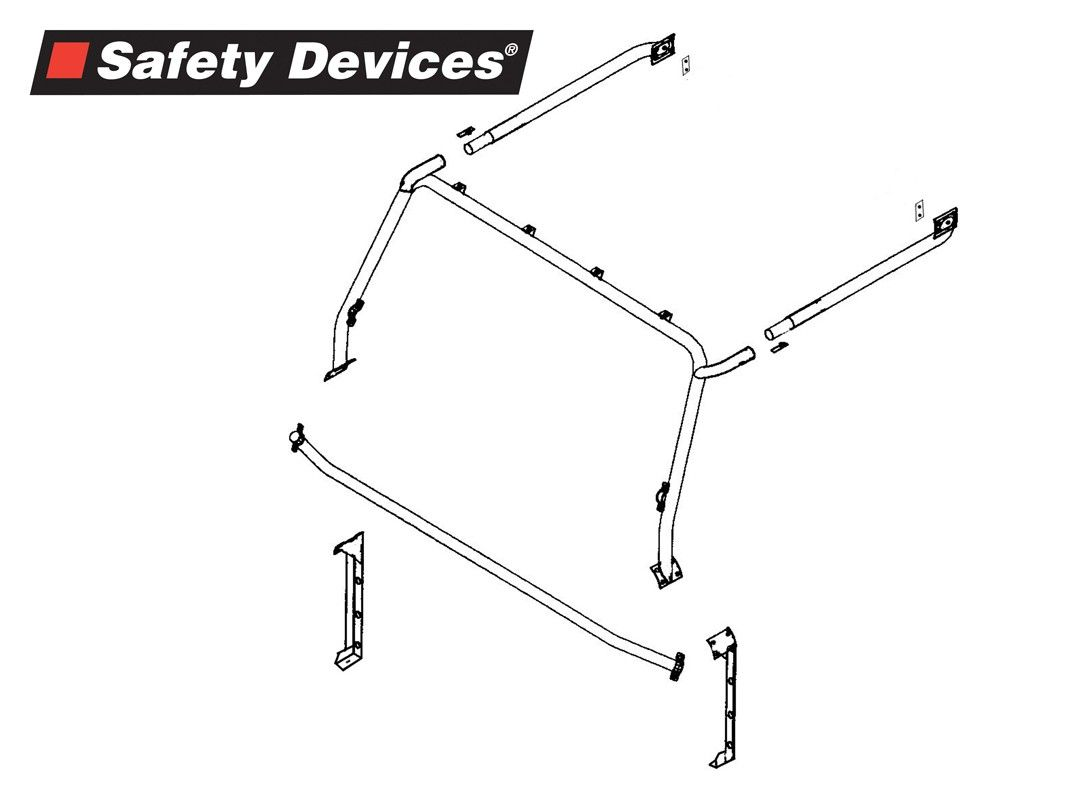 Safety Devices Roll Cage