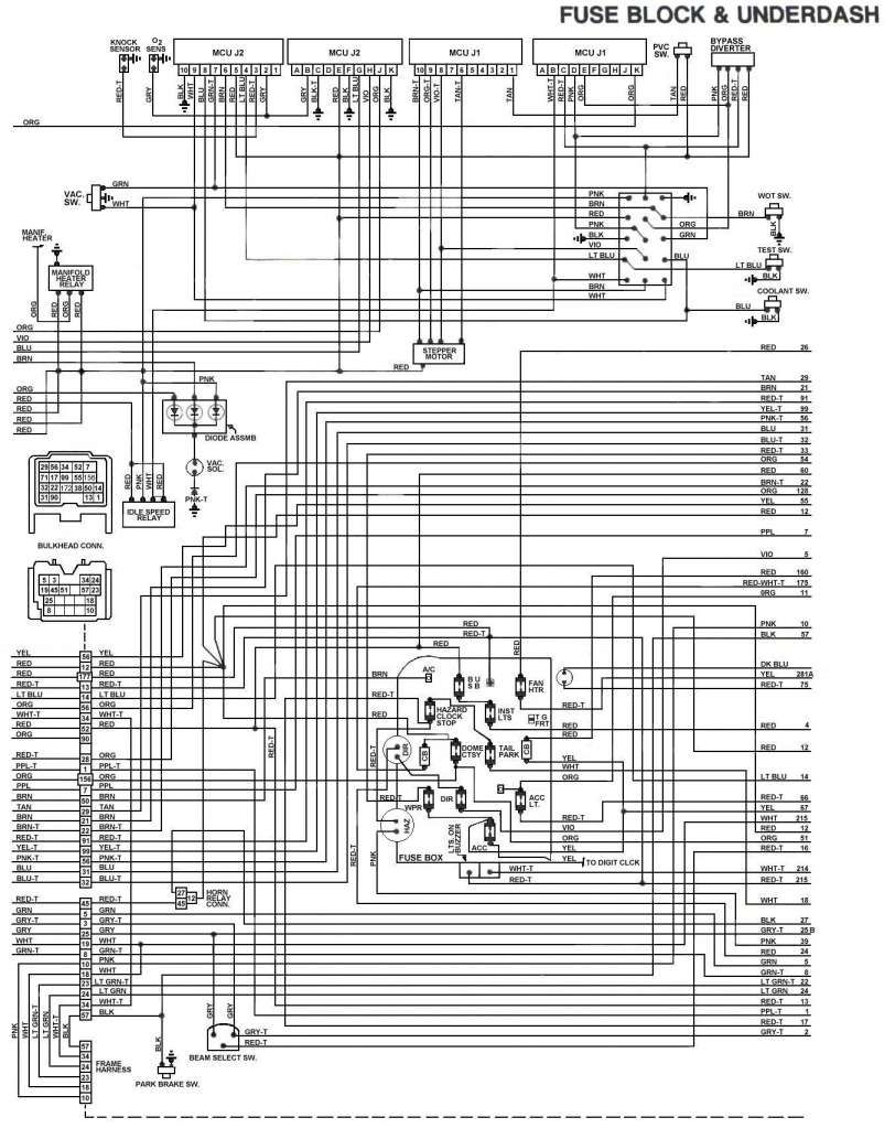 16+ 83 Chevy Truck Fuse Box Diagram - Truck Diagram ...