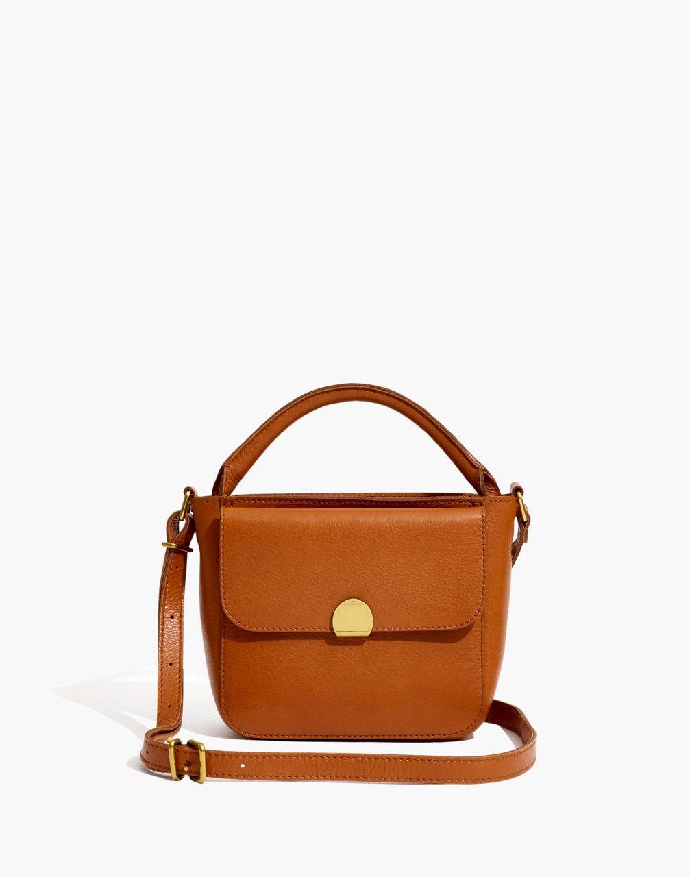 Marc Jacobs | Mini Rider Leather Crossbody Bag | Nordstrom
