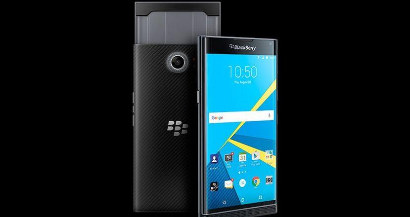 5 razones por las que deberías de comprarte una BlackBerry Priv