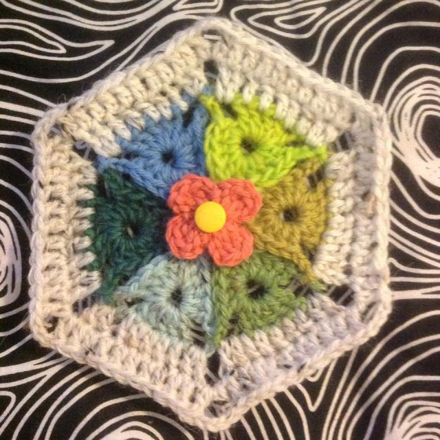 Yarn Art with Susan Pinner: CROCHET: The Carousel, a requested ...