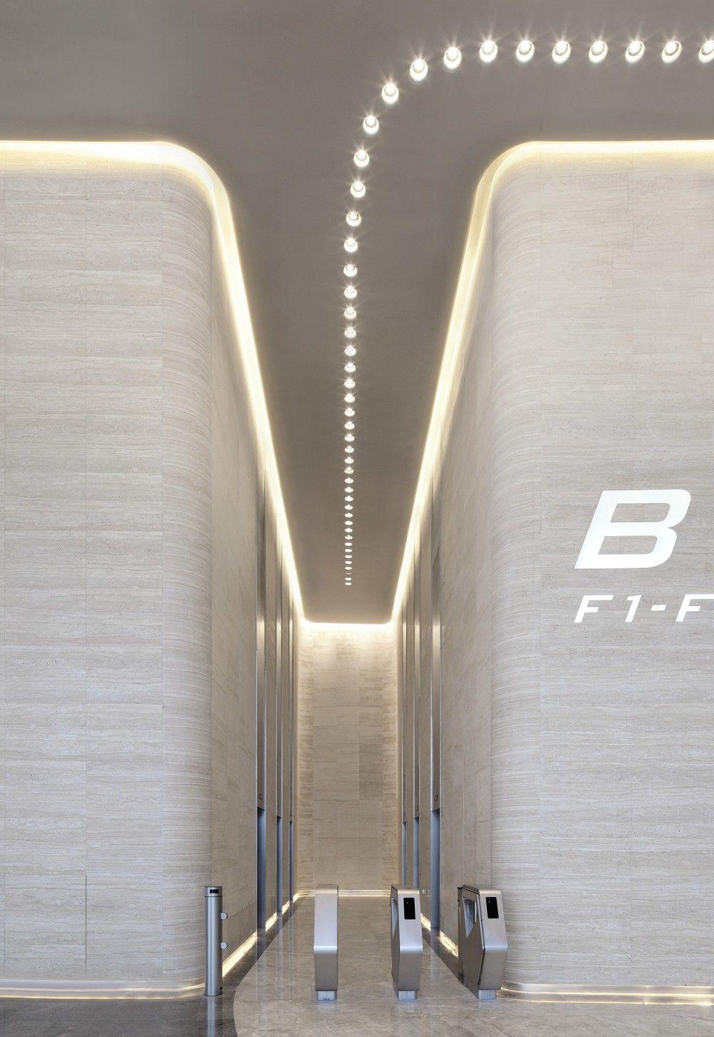 Award For Zaha Hadid Architects Wangjing Soho Lobby Design