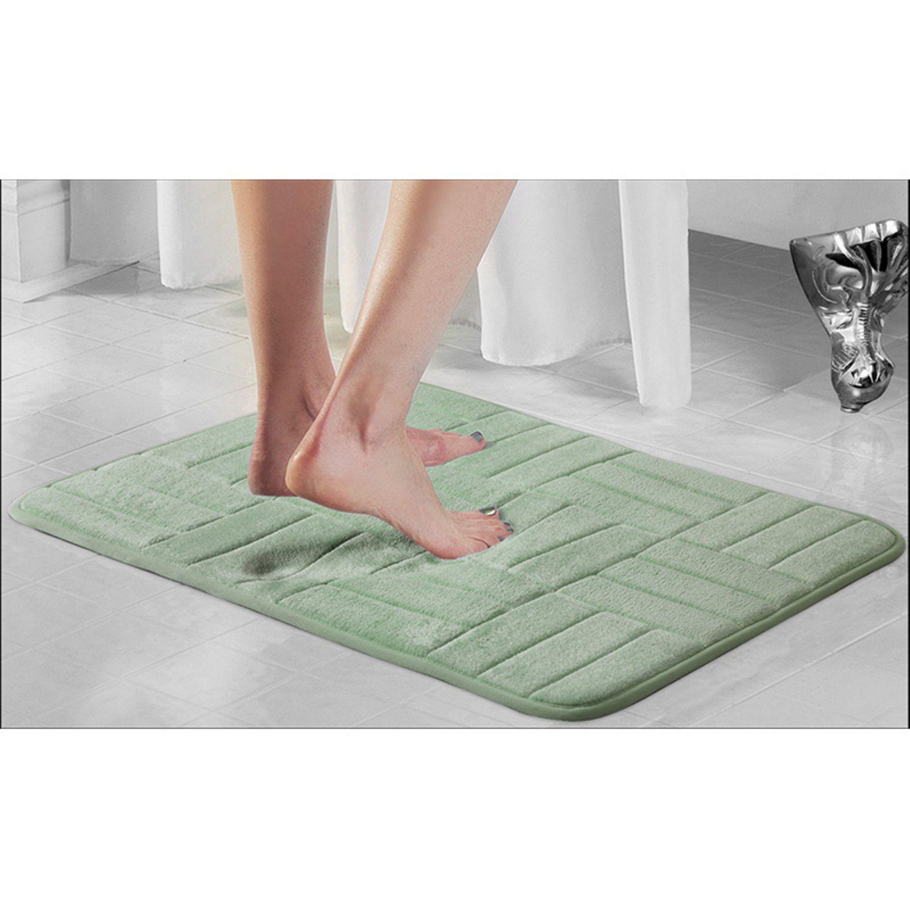 Willow Arlo Interiors Parquet Rug Popular Bath Bath Mat Memory