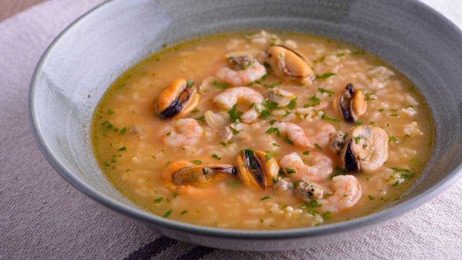 Sopa De Marisco Con Noras Guisos De Siempre Ep 4 Receta Sopa