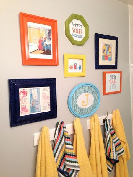 Kids Bathroom Ideas You'll Excited to Work on images