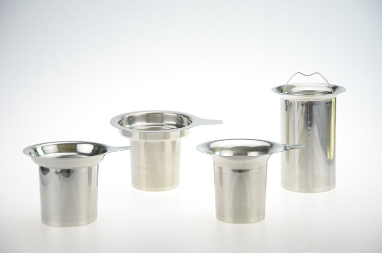 different size 18-10 stainless steel tea infuser , fit to the ordinary mug