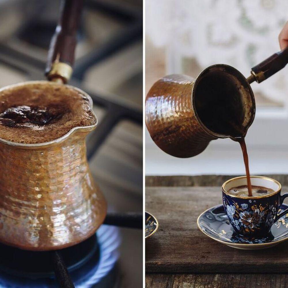 How to make and serve turkish coffee soda recipe