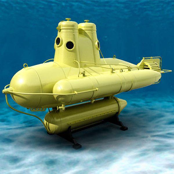масса картинки подводных аппаратов для такого случая