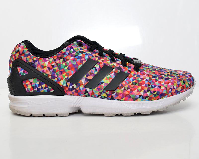 7f8ab3a14 ebay adidas zx flux multicolor 42 0b2a8 6e57d