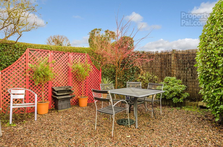 65 Antrim Road, Belfast garden Small garden design