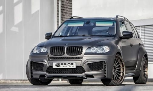 2014 BMW X5 By Prior