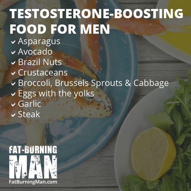 testosterone boosting foods list | Food