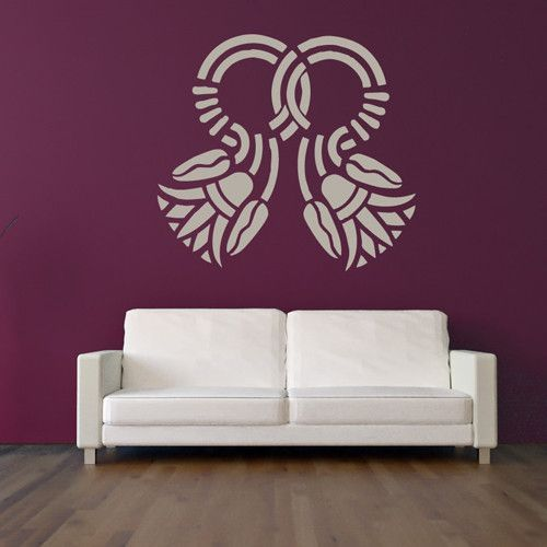 Wall Decal Sticker Egypt Symbol Bedroom Decal z219 | Wall decal ...