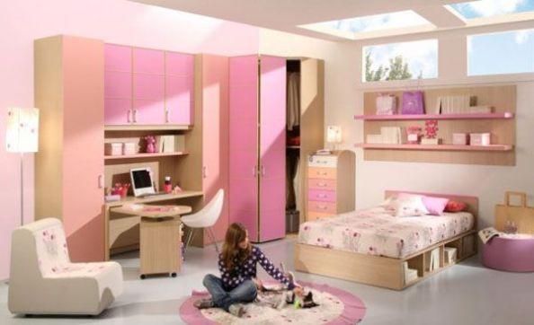 Vivacious little girl bedroom ideas pink and purple girls australia also rh pinterest