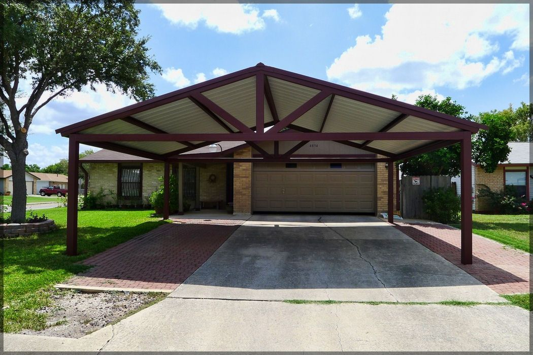 Free standing steel carport pictures kirby job san antonio free standing steel carport pictures kirby job san antonio texas solutioingenieria Image collections