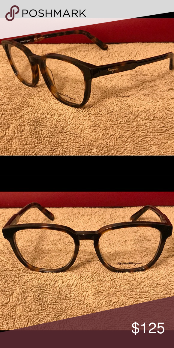 Authentic Salvatore Ferragamo Eyeglass Frames | Pinterest ...