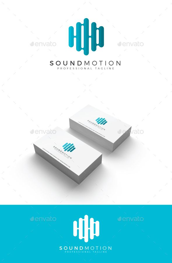 Sound Motion Logo Logo Templates Logos And Template
