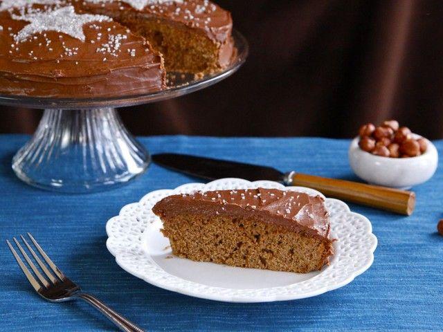 Mary Poppins Chocolate Zodiac Cake
