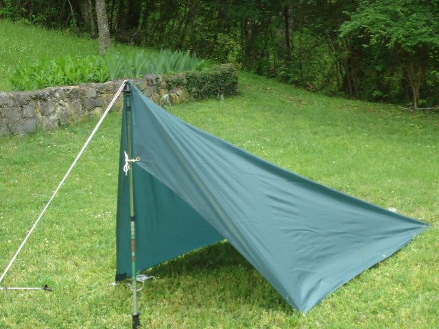 Appy TrailS Tarp Tent | Outdoor kit, Tent, Base camp tent