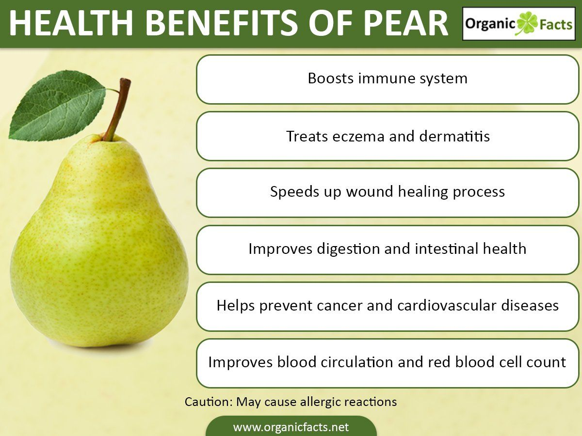 11 health benefits of pears | pears benefits, pear health