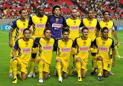 America Soccer Team Mexico - image 6