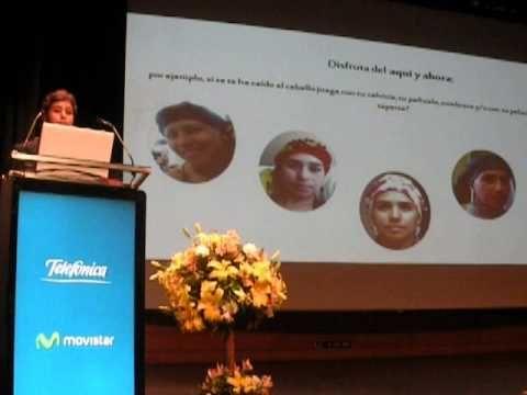 Testimonio de Naomí Navarro , fundadora de Cancer Coaching Chile