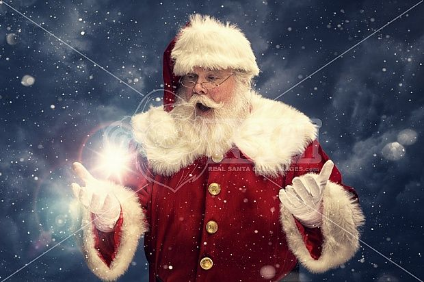 A Real Authentic Christmas Photo Of Santa Claus Capturing The Magic Of Christmas Pictures And This Images Can Santa Claus Images Santa Claus Suit Santa Suits