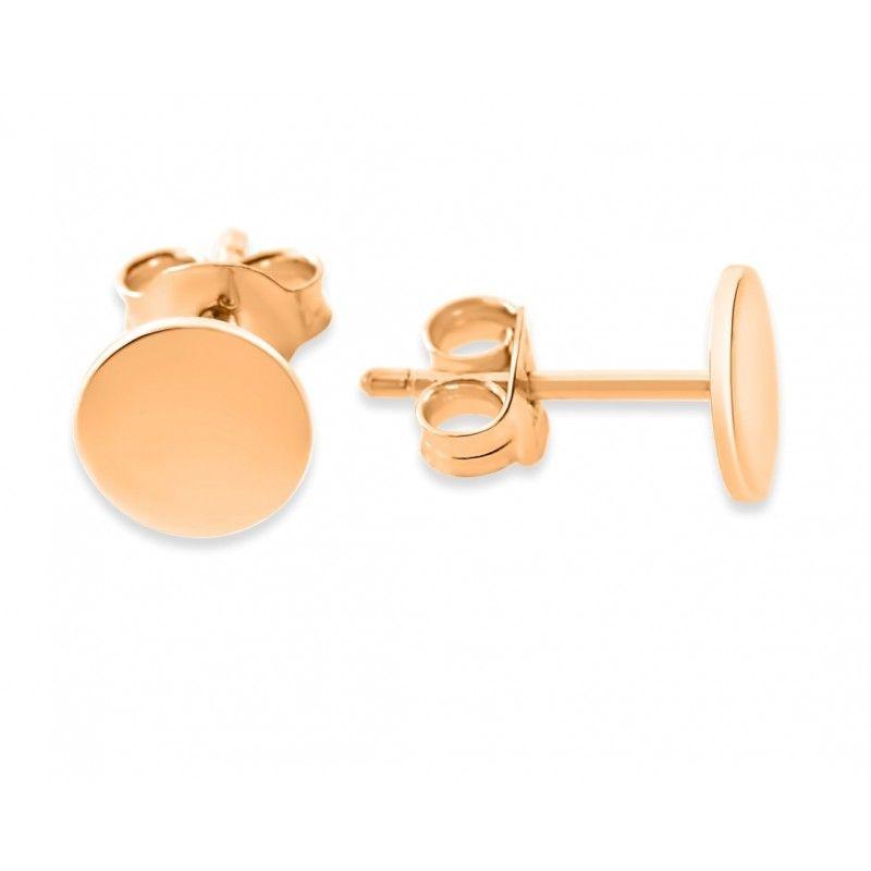 Minimalistische Kleine Perlen Dünne Linie Ohrringe für Frauen 925 Silber Schmuck