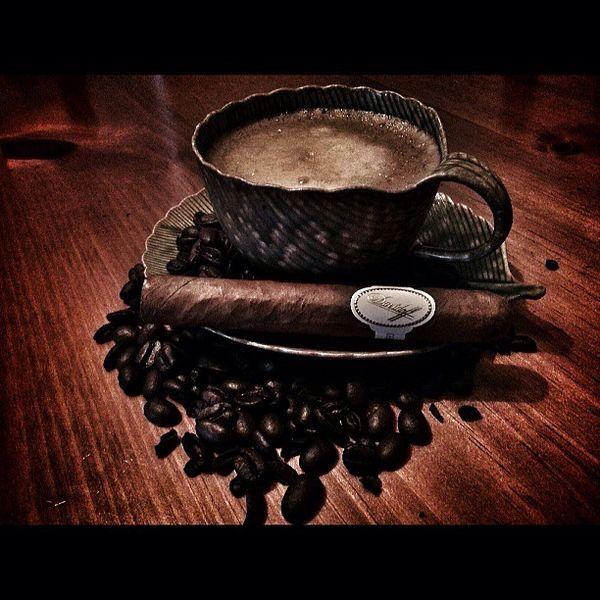 Davidoff And Coffee Cigars And Whiskey Davidoff Cigars Cigar Art