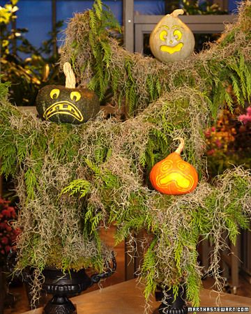 Halloween Martha Stewart Terrifying Topiary {Halloween - martha stewart outdoor halloween decorations